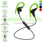 BT-1 Wireless Bluetooth 4.1 Earphone Handsfree Headphones With Mic Smartphones