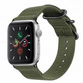 Fintie 42mm/44mm  Nylon Bracelet For Apple Watch Strap For Sport Apple Watch Woven Nylon Watch Band  Link Band